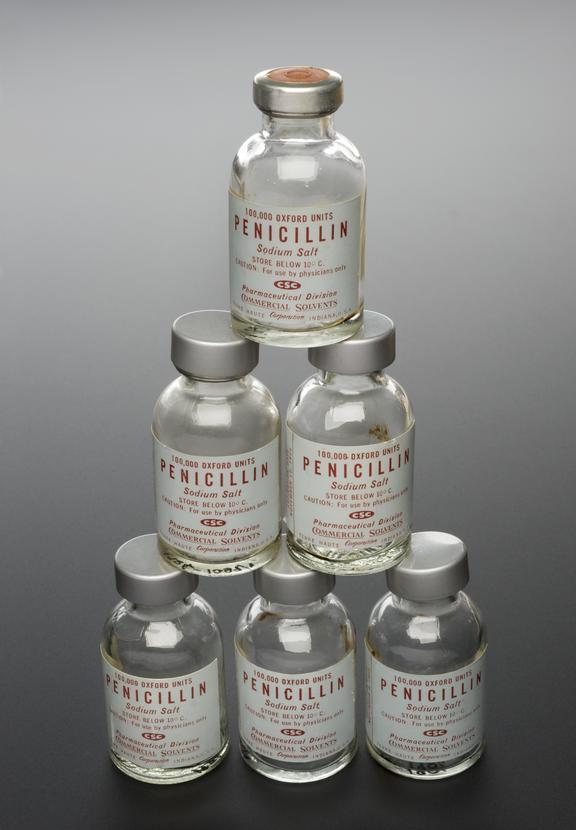 Dùng thuốc pinicillin điều trị giang mai