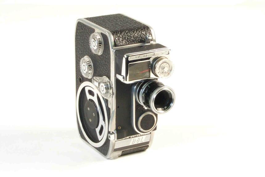 paillard bolex b8l 8mm cine camera science museum group collection. Black Bedroom Furniture Sets. Home Design Ideas