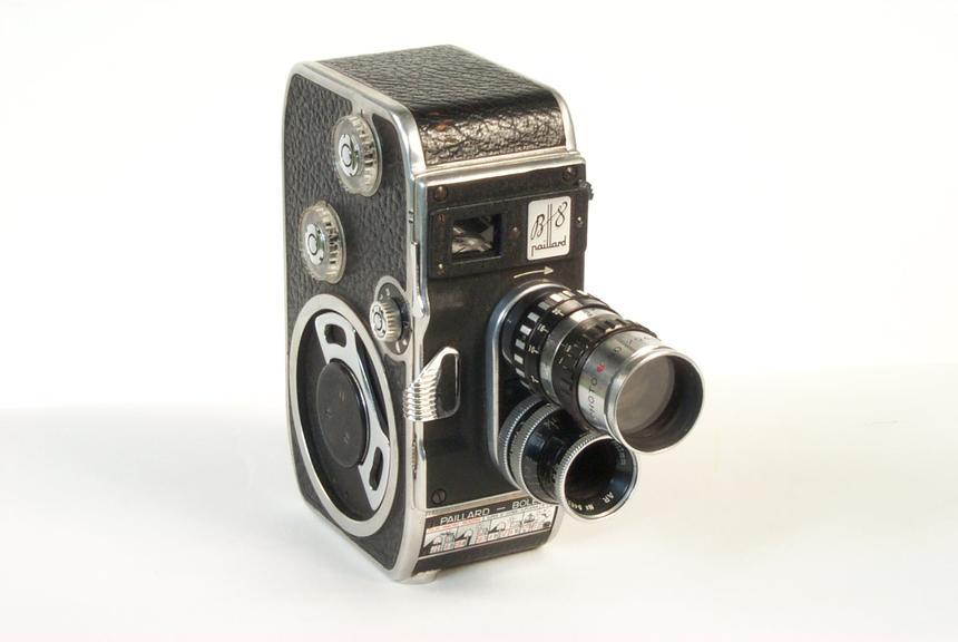 paillard bolex b8 8mm cine camera science museum group collection. Black Bedroom Furniture Sets. Home Design Ideas